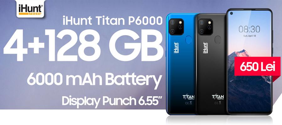 Ihunt TITAN P6000 PRO