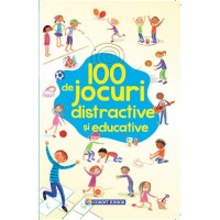 Joc 100 de jocuri distractive si educative, 6 ani+