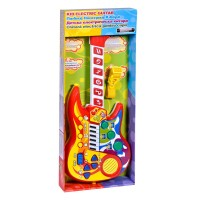 Chitara electrica pentru copii, 25 melodii