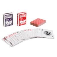 Carti de joc BCG, 2 piese