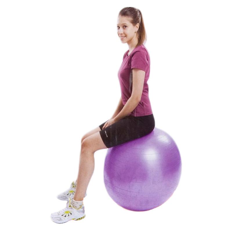 Minge fitness Liveup, 65 cm, Mov