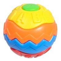 Minge Puzzle, 14 cm, Multicolor