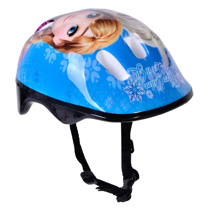 Casca protectie Frozen, Albastru 2021 shopu.ro
