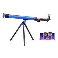 Telescop cu trepied, 2 oculare incluse