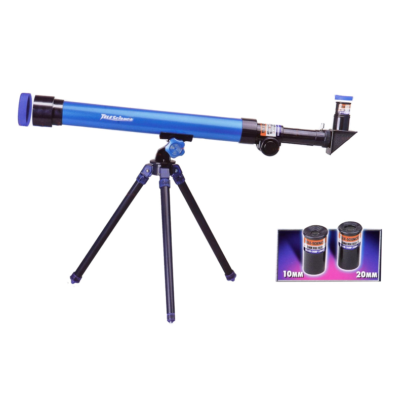Telescop cu trepied, 2 oculare incluse 2021 shopu.ro