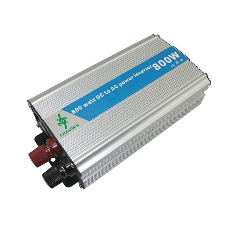 Invertor 12-220 V, putere 800 W, protectie termica 2021 shopu.ro