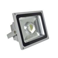 Proiector cu LED si lupa 50W, ECO LED, lumina alba
