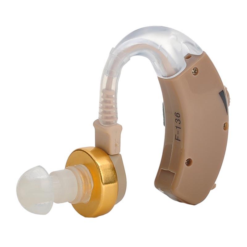Aparat auditiv retroauricular Axon F-136, 2 olive