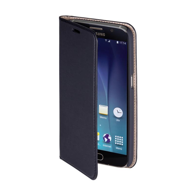 Husa Booklet slim Samsung Galaxy S6 Hama, Navy