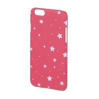 Carcasa Lumi Stars iPhone 6 Hama, Roz/Alb