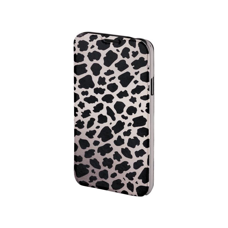 Husa Booklet Wild Leo Samsung Galaxy S5 Hama, Gri 2021 shopu.ro