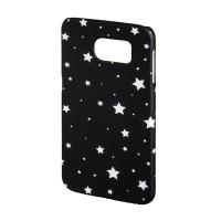 Carcasa Lumi Stars Samsung Galaxy S6 Hama, Negru/Alb