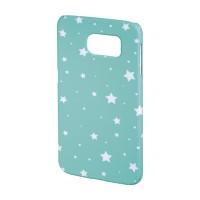Carcasa Lumi Stars Samsung Galaxy S6 Hama, Verde/Alb