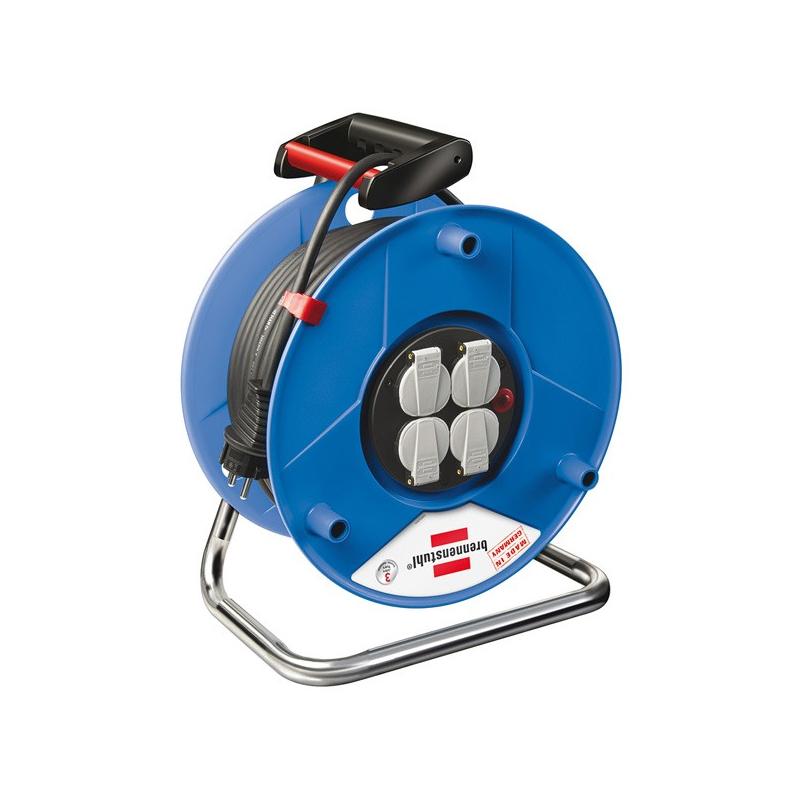 Prelungitor electric rola Brennenstuhl, 50 m, Albastru shopu.ro