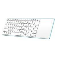 Tastatura bluetooth Touch E6700 Rapoo, Albastru