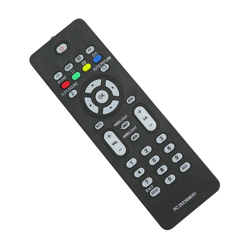 Telecomanda universala Philips RC2023606, Negru 2021 shopu.ro