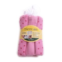 Servetele bumbac Gruenspecht, 30 x 30 cm, Roz