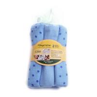 Servetele bumbac Gruenspecht, 30 x 30 cm, Albastru