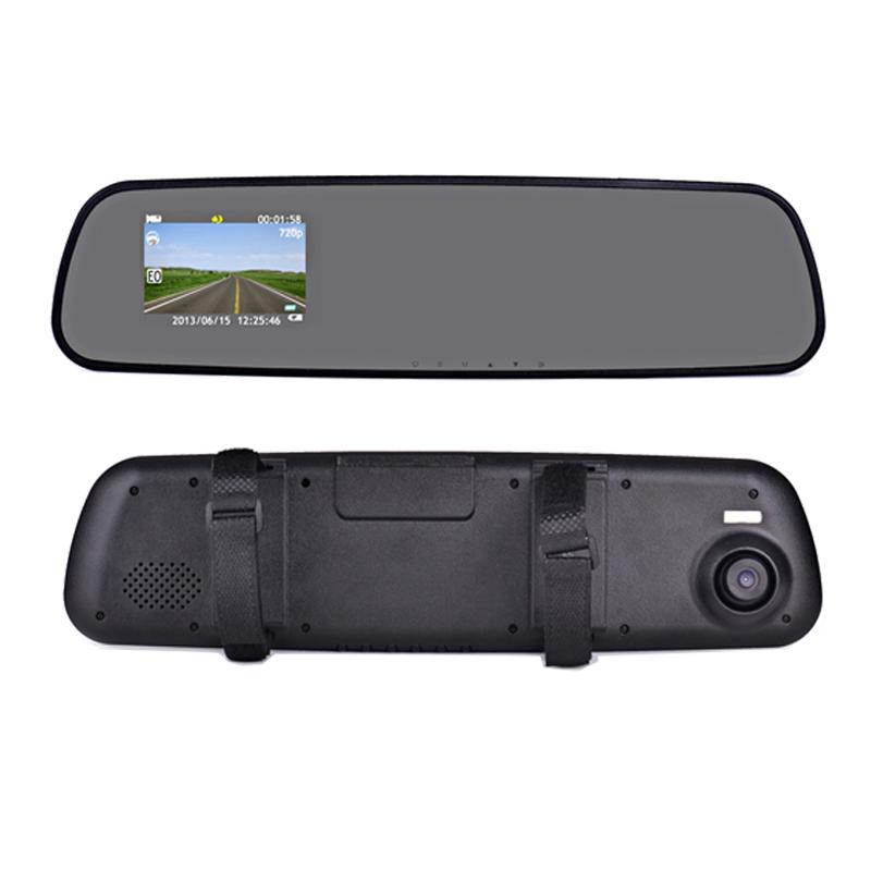 Oglinda retrovizoare cu camera video, full HD 2021 shopu.ro