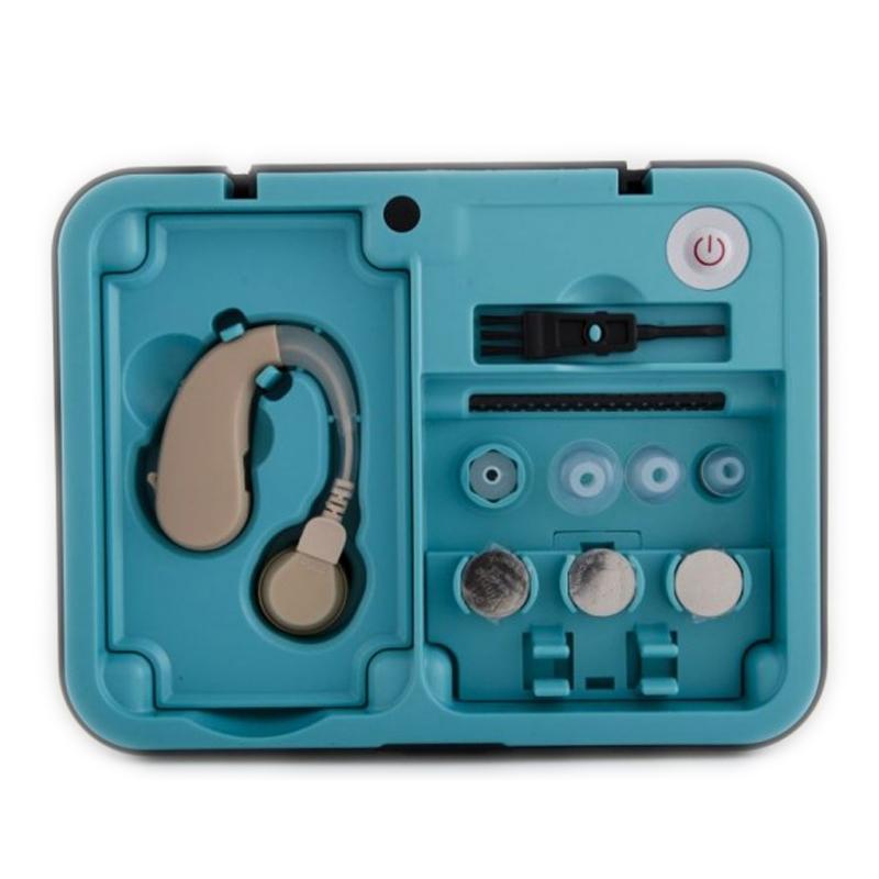 Aparat auditiv retroauricular VHP-202, 3 olive