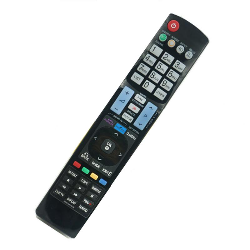 Telecomanda LG LCD AKB72914276, Negru