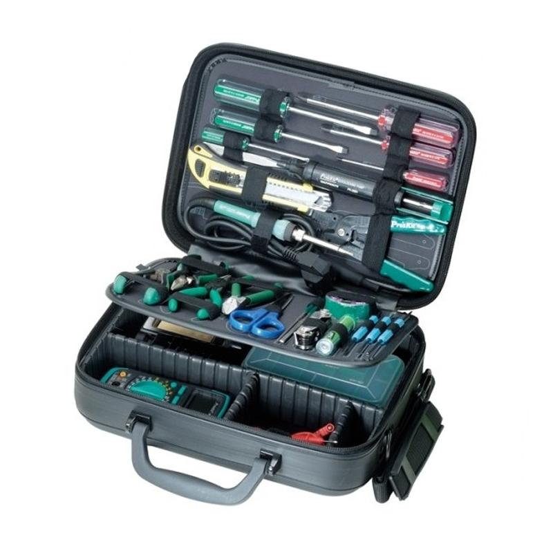 Trusa de baza electricieni Pro's Kit, 29 piese 2021 shopu.ro