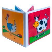 Carte plutitoare pentru baie Reer, Multicolor