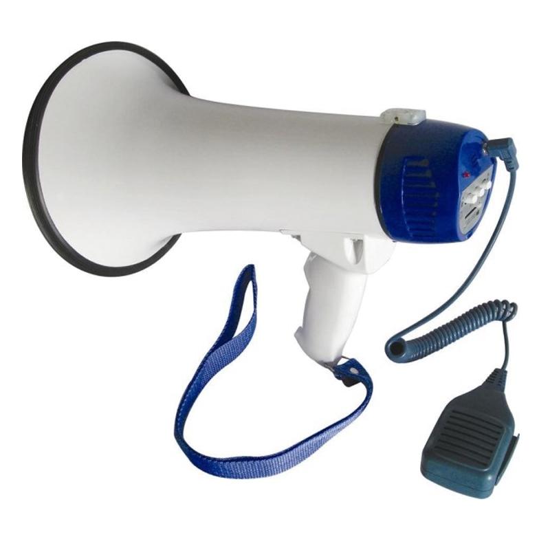 Portavoce cu microfon, 25 W, curea umar