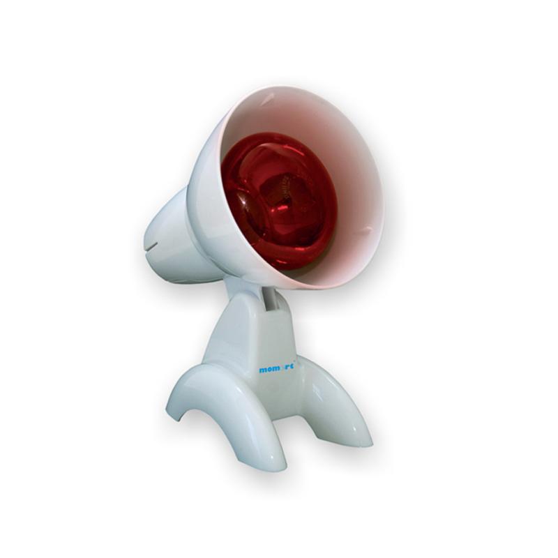 Lampa infrarosu Momert, 100 W, Alb