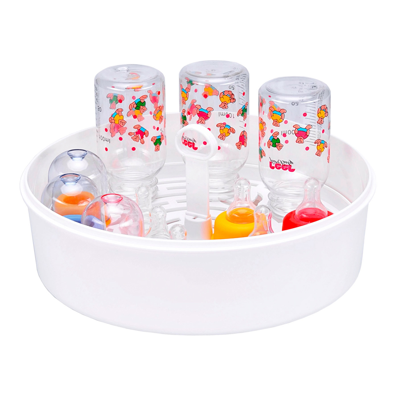 Sterilizator microunde Vapostar Reer, 4 biberoane