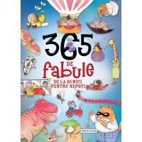 365 de fabule de la bunici pentru nepoti, 238 pagini