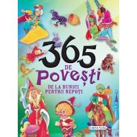 365 de povesti de la bunici pentru nepoti, 238 pagini