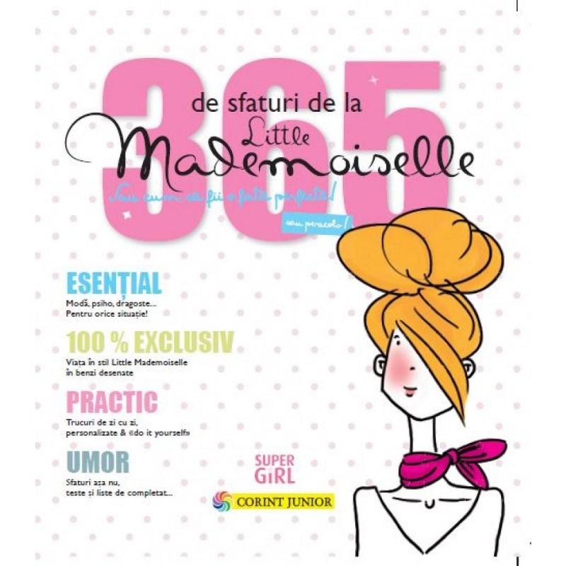 365 de sfaturi de la Little Mademoiselle sau cum sa fii o fata perfecta imagine