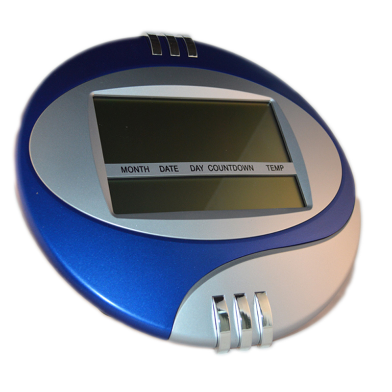 Ceas digital de perete 3885, temperatura, alarma 2021 shopu.ro