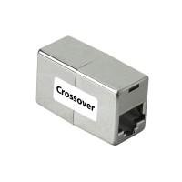 Adaptor Cross-over 42055 Hama, CAT 5, 2 x 8p8c