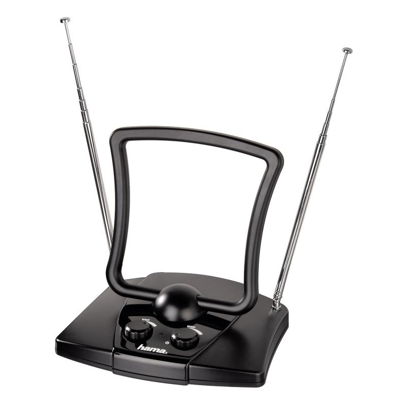 Antena DVB-T interior Hama, 44 dB, mufa coaxiala
