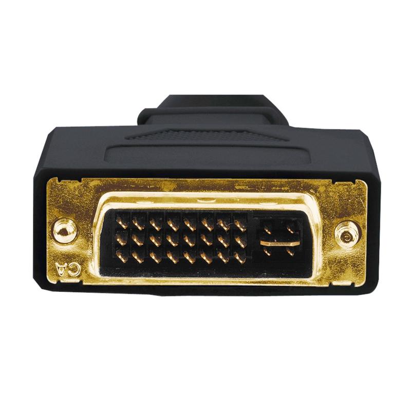 Adaptor DVI-I Hama, 15 pini, analog