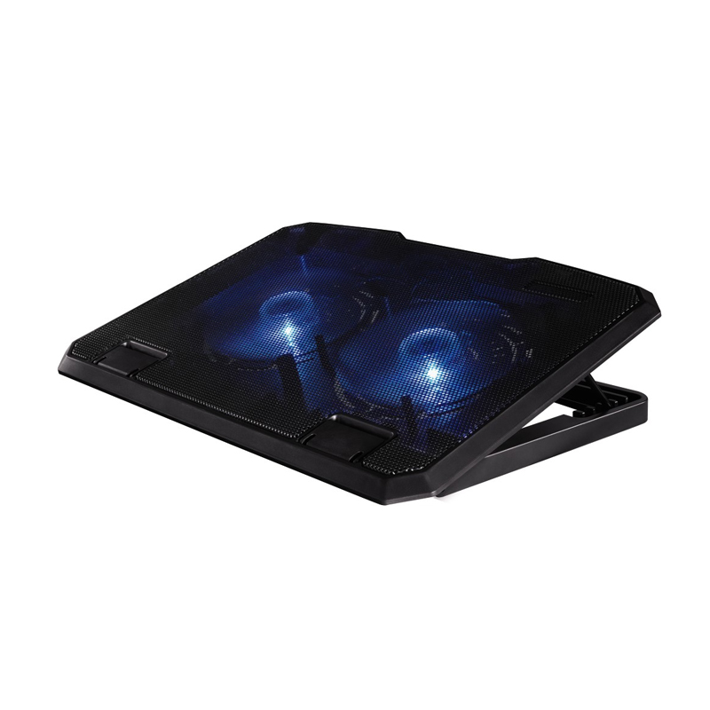 Cooler notebook Pad Hama, 13.3-15.6 inch, USB, Negru 2021 shopu.ro