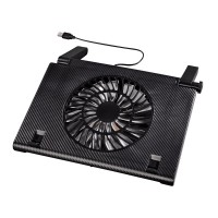 Cooler notebook Carbon Look Hama, 13.3-15.6 inch, USB