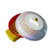 Incubator Puisor X2 IO-104, 100 W, intoarcere automata