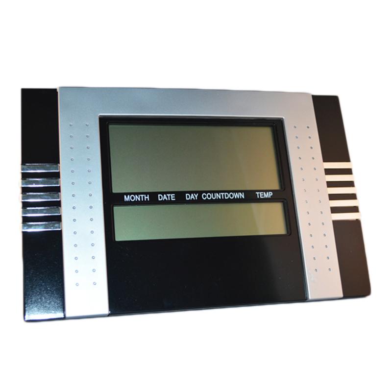 Ceas multifunctional cu alarma 5850, Negru/Gri 2021 shopu.ro