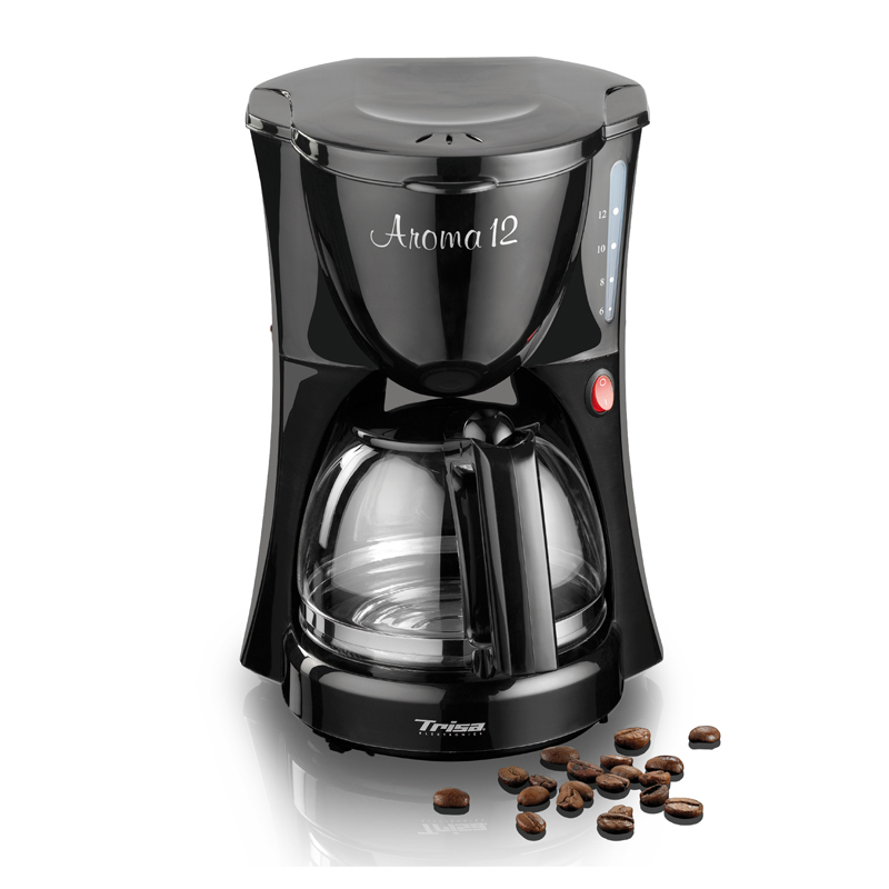 Cafetiera Aroma 12 Trisa, 1,2 l, 900 W 2021 shopu.ro