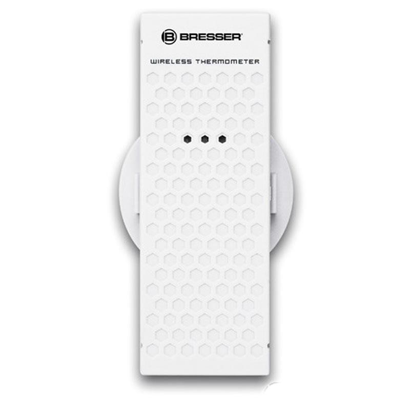 Statie meteo wireless Bresser, alarma meteo, alb