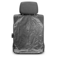 Protectie scaun auto Reer, 80 x 48 cm, Transparent