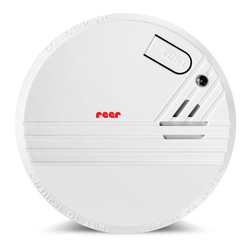 Alarma detectare fum Reer, 85 dB, 9 V 2021 shopu.ro