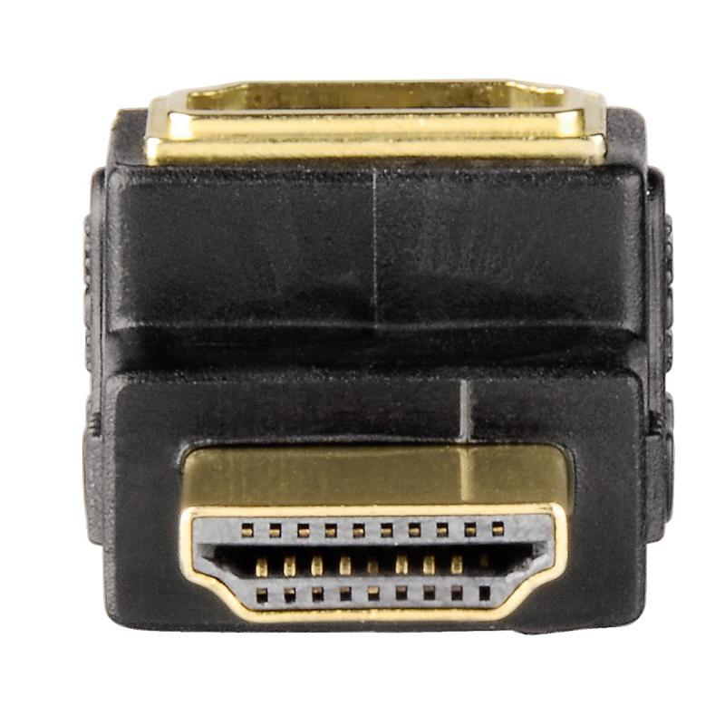 Adaptor unghiular HDMI Hama