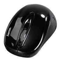 Mouse wireless AM-7300 Hama, USB, Negru