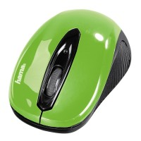 Mouse wireless AM-7300 Hama, USB, Verde