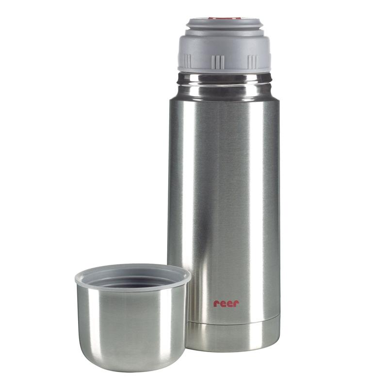 Termos metalic Reer, 350 ml, Inox