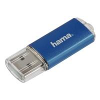 Stick Laeta Hama, 8 GB, USB 2.0, Albastru